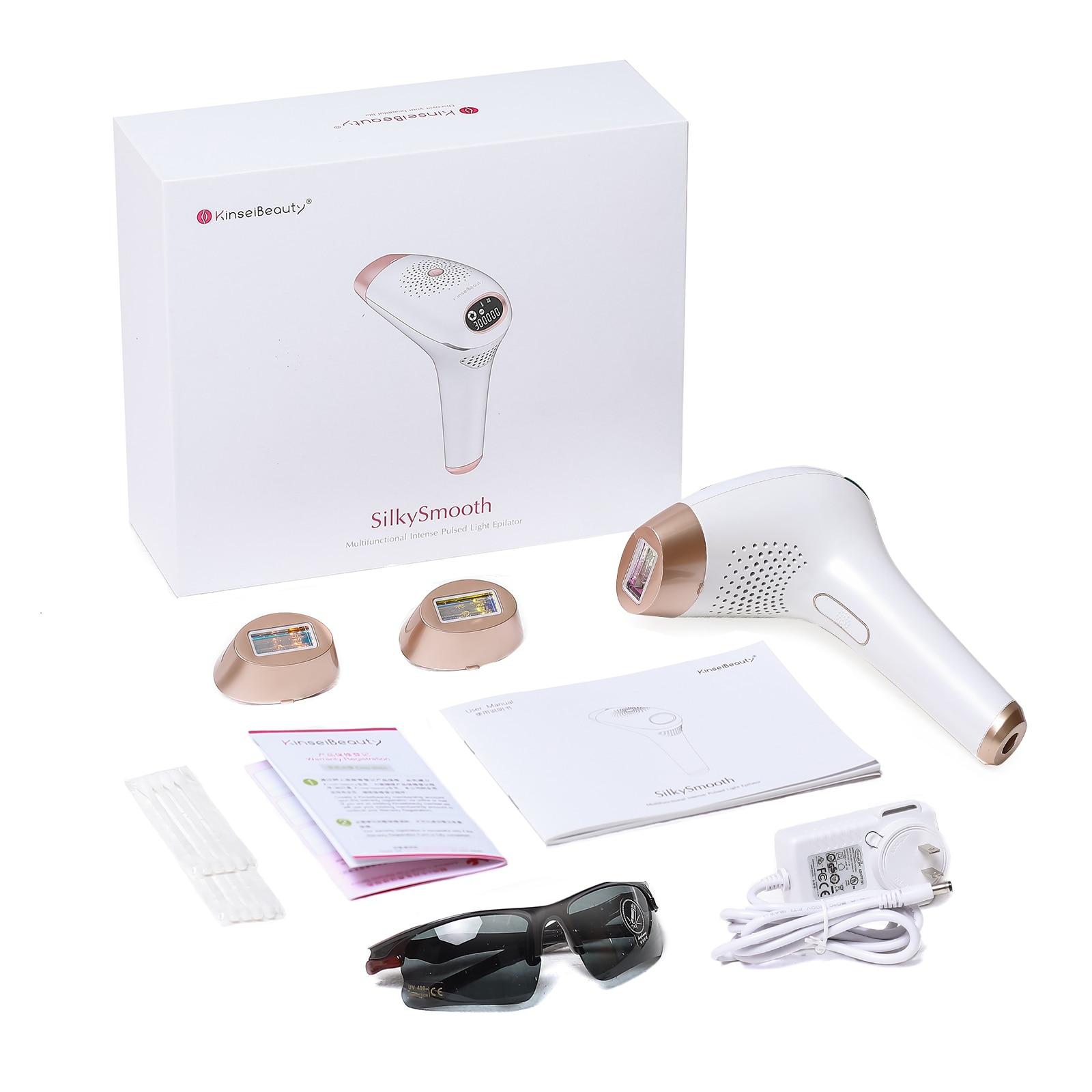 IPL Hair Removal Permanent Hair Removal Machine Device Electric Depilador Acne Clearance Skin Rejuvenation Epilator Dropship enlarge