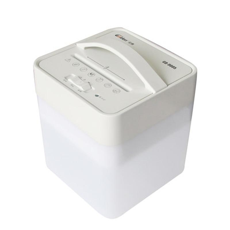 GD-9005 ورقة التقطيع 3L 3*9 مللي متر الكهربائية مكتب التقطيع مصغرة الصامتة التقطيع المنزلية سطح المكتب التقطيع الصلبة نيتريد رئيس