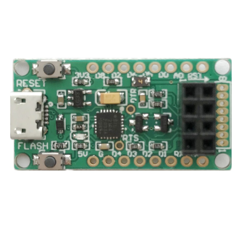ESP Flasher R4 CP2104 Programming ESP8266/ESP32 Module for Arduino