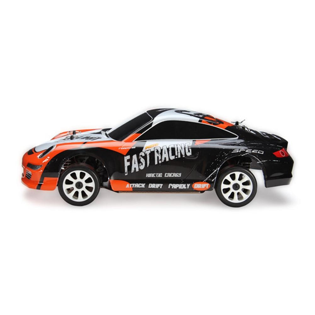 Wltoys A252 1:24 RC Car 4WD Electric 4x4 Drive Remote Control Car 2.4GHz Racing Planning Desert Off-road Drift Car Speed 35km/h enlarge