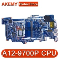 for hp envy x360 15 ar 15 ar010ca 15z ar000 laptop motherboard a12 9700p cpu 903127 601 904547 601 mb 100 tested fast ship