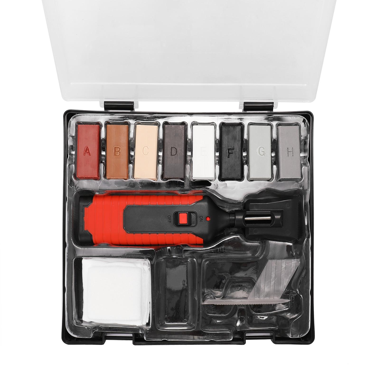 مجموعة أدوات إصلاح بلاط السيراميك ، مجموعة أدوات إصلاح افعلها بنفسك ، المنزل ، إصلاح الكراك ، ملء البلاط ، أداة إصلاح السطح