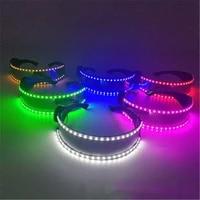 led glasses light up shades flashing rave wedding party eyewear luminous glowing night shows decors activities christmas props