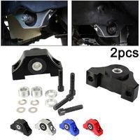 Car Accessories Engine Motor Torque Mount Kit Billet Aluminum For Honda Civic D-series/B-series