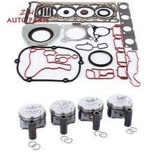 Kit de révision de bague pour VW Passat Jetta Audi A4 Q5 2.0TFSI EA888 06J198151B