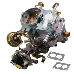 Carburador carb de 2 cilindros se encaixa para jeep cj bbd 6 cyl motor 4.2 l 258 cu 10-10061