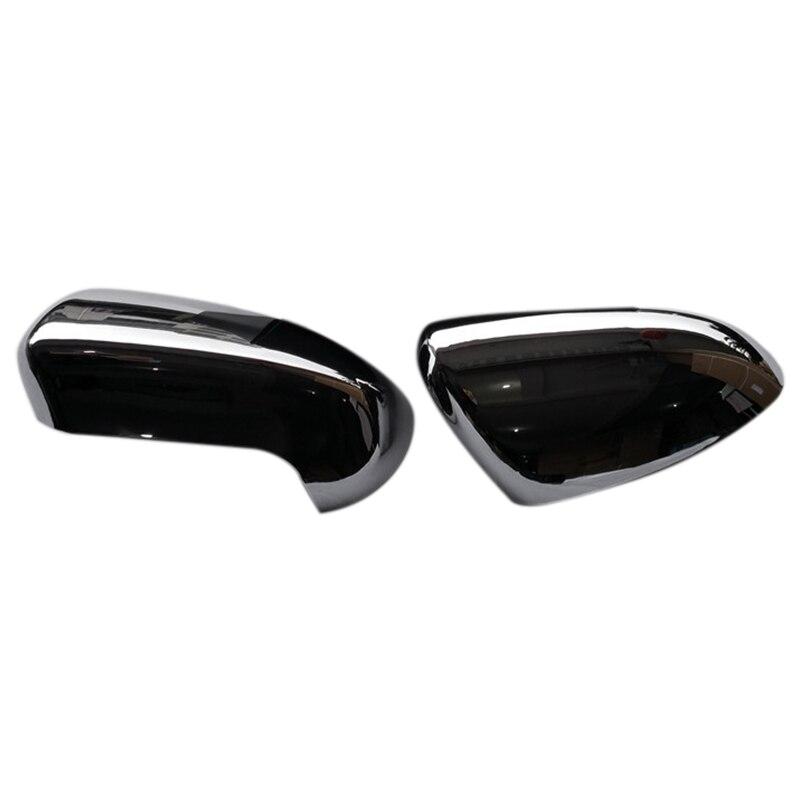 2 шт., накладки на боковые зеркала заднего вида для Nissan Qashqai J10 2007 2008 2009 2010 2011 2012 2013