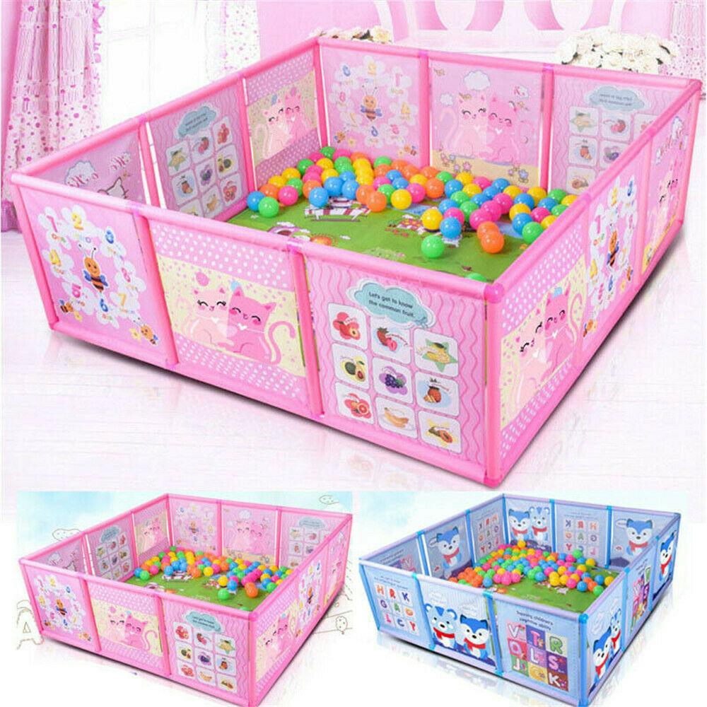 Valla de seguridad para bebés, valla de seguridad de plástico para bebés, protección plegable para piscinas, productos de seguridad para niños, barandilla de seguridad