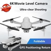professional gps remote control drone smart follow power return 6k camera pixel app control altitude hold wifi fpv rc quadcopter