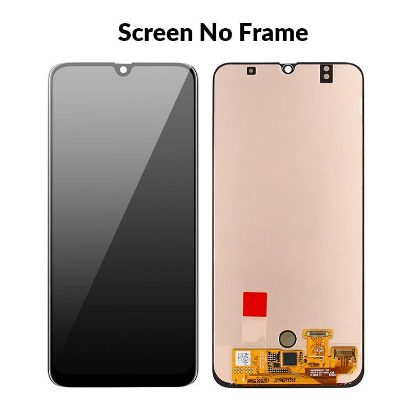AMOLED A50 LCD Display For Samsung A50 SM-A505FN/DS LCD Touch Screen Digitizer For Samsung Galaxy A505F/DS A505 LCD With Frame enlarge