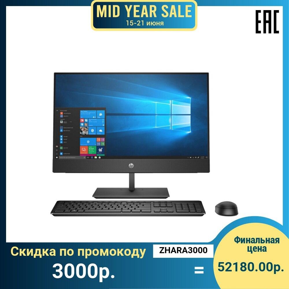 """Моноблок HP ProOne 440 G5 23.8"""", IPS, FHD, Intel Core i3 9100T, 4 Гб, 1Тб HDD, Intel UHD 630, 7EM64EA"""