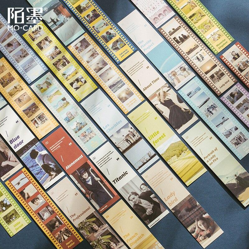 30 листов/упаковка, альбом для фильмов в стиле ретро