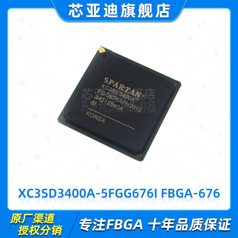 XC3SD3400A-5FGG676I FBGA-676 -FPGA