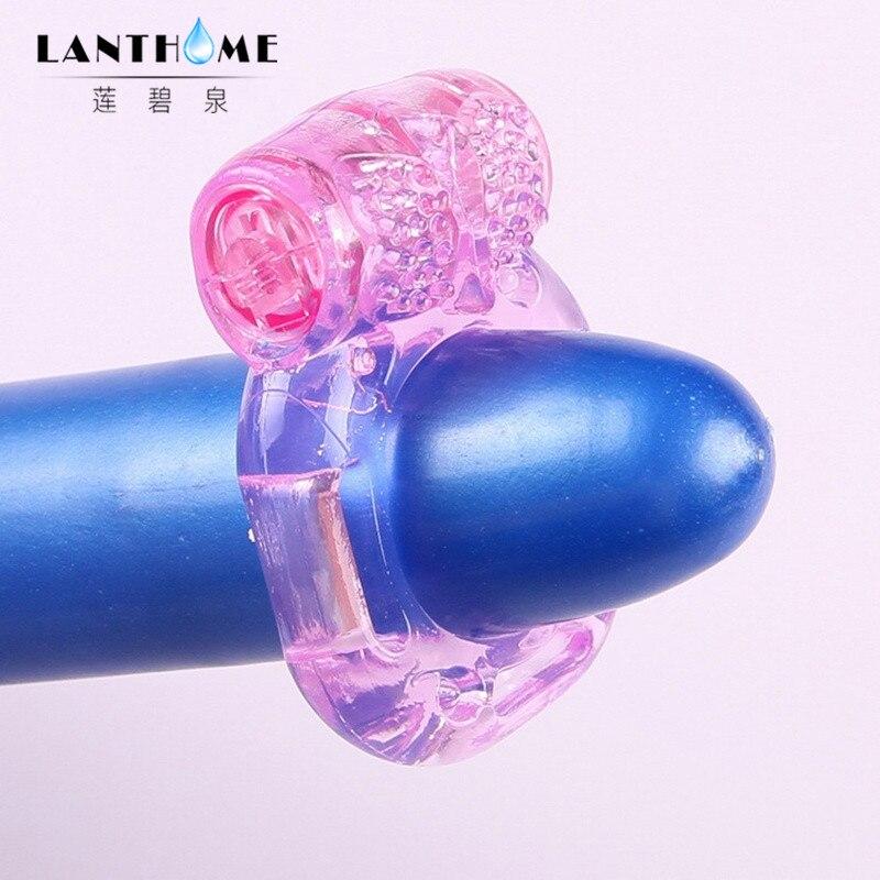 Mini fin retard verrouillage pénis Vibration anneau jouets sexuels réglable adulte jouets outils femme vibrateur Clitoris stimulateur pour hommes pénis