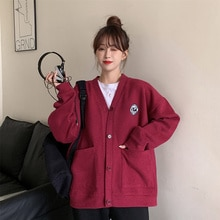 Baseball Jacket Women's Early Spring Autumnt Basic Jackets 2021 New Hong Kong Style Korean Loose Fas