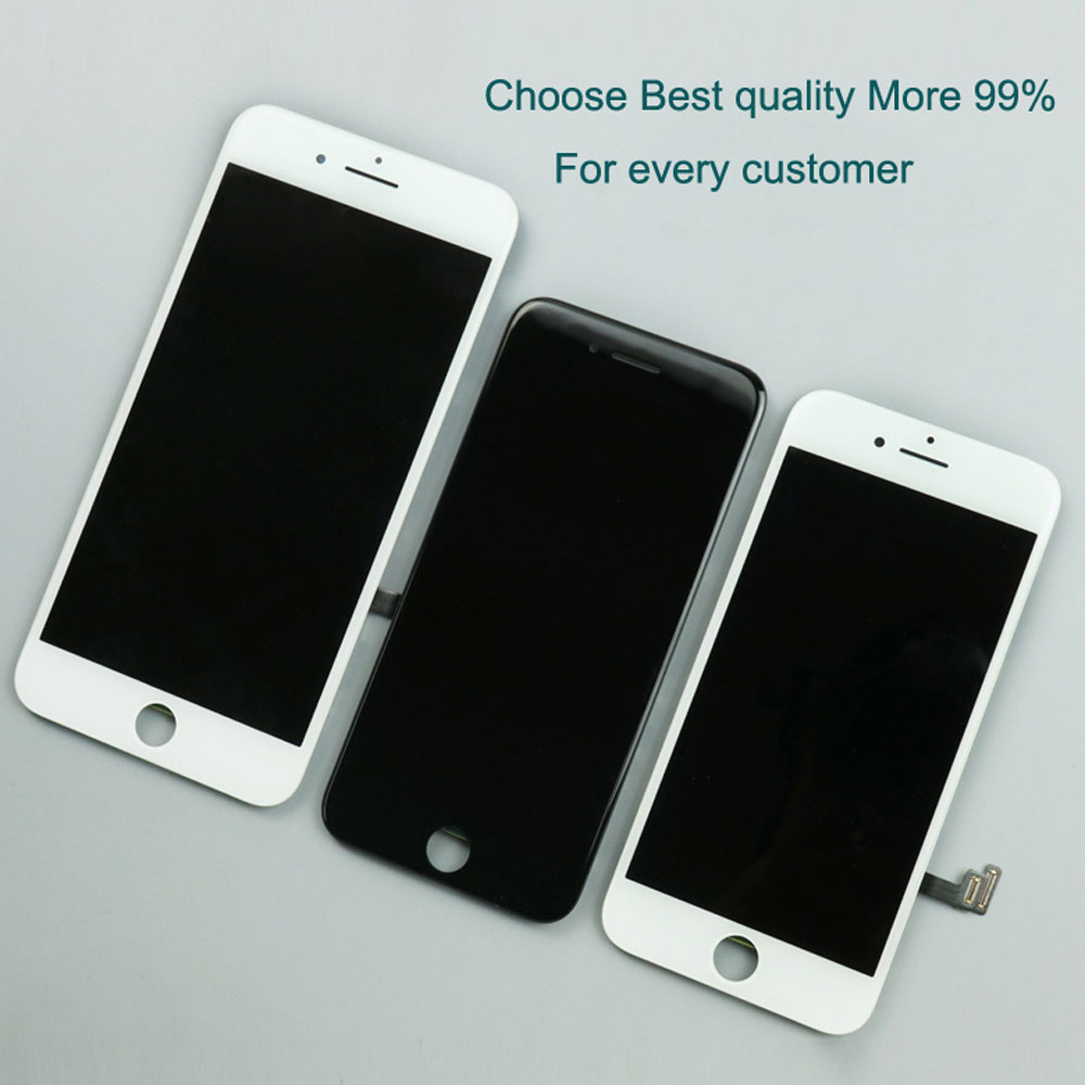 Official Original LCD For iPhone 7 8 Plus SE 2020 LCD Display Full Assembly Replacement Complete Pantalla+Earpiece+Camera flex enlarge