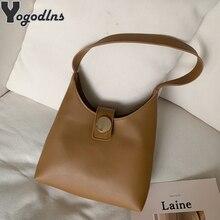 2020 Vintage femmes sac à main Designers sacs à main de luxe femmes sacs à bandoulière femme haut-poignée seau sacs marque de mode Hobo sacs