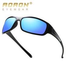 Aoron جديد الرجال الاستقطاب في الهواء الطلق النظارات الشمسية الرياضة رجالي نظارات حملق نظارات شمسية UV حماية