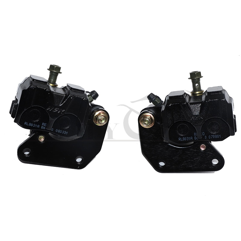 Left/right motorcycle rear disc hydraulic brake caliper assembly for 100-125CC engine rear brake caliper rear right brake caliper for toyota avensis saloon estate zr adt27 47830 05030