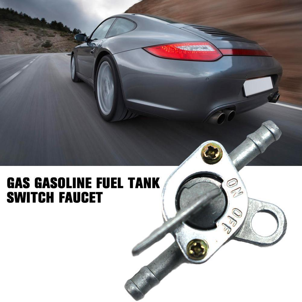 6mm Motorcycle Scooter Fuel Tap Gas Petrol ValveFuel Tanks Switch Motorbike Mini Auto Keys Ring On Off Accessories