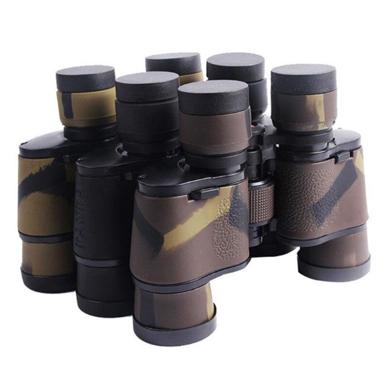 8X40 binoculares tácticas de viaje caza telescopio al aire libre binoculares profesionales de alta definición