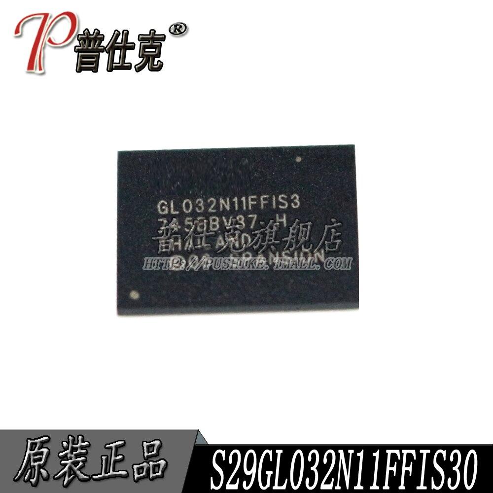 شحن مجاني | S29GL032N11FFIS30 GL032N11FFIS3 FBGA64 10 قطعة