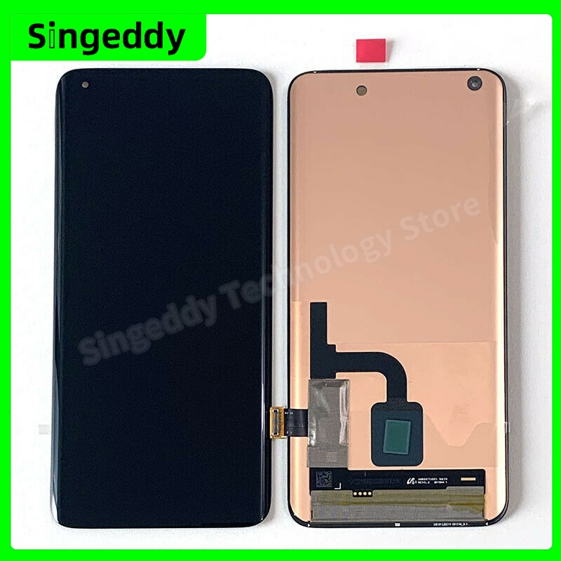 LCD Display For Xiaomi 10 5G Mi 10 Mi10 Touch Screen Digitizer Assembly Replacement Parts With Repair Tools 6.67 Inch 1080x2340 enlarge