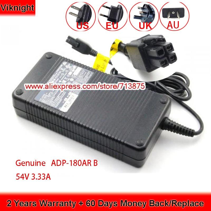 Auténtico adaptador de CA de 54V 3.33A 180W 5066-5559 ADP-180AR B para conmutador de 8 puertos POE 2930F 8G de Aruba 2930F