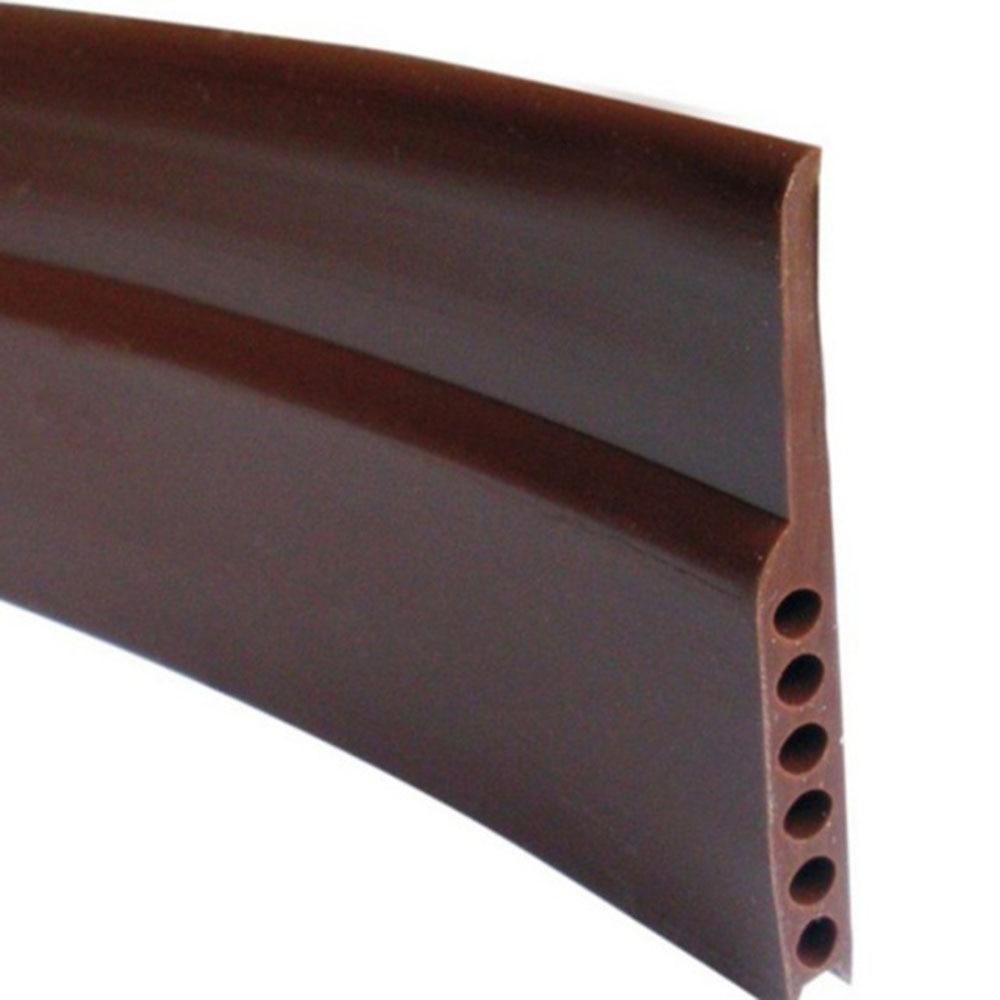 Silicone Rubber Sealing Door Window Strip Stopper Seal Car Soundproof Bedroom