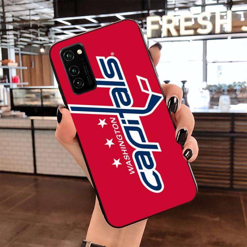 Washington hockey team badge Luxury Unique Design Phone Cover for Samsung S20 plus Ultra S6 S7 edge S8 S9 plus S10 5G lite 2020