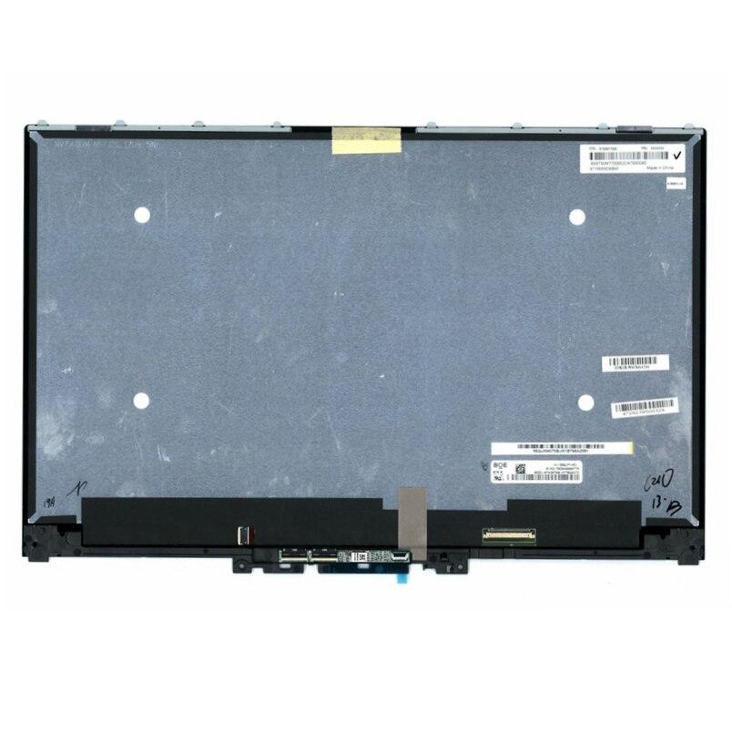 لينوفو اليوغا 720 15IKB 15.6 ''NV156QUM-N51 FRU 5D10N24288 4K UHD 3840 × 2160 LCD عرض تعمل باللمس الزجاج محول الأرقام الجمعية