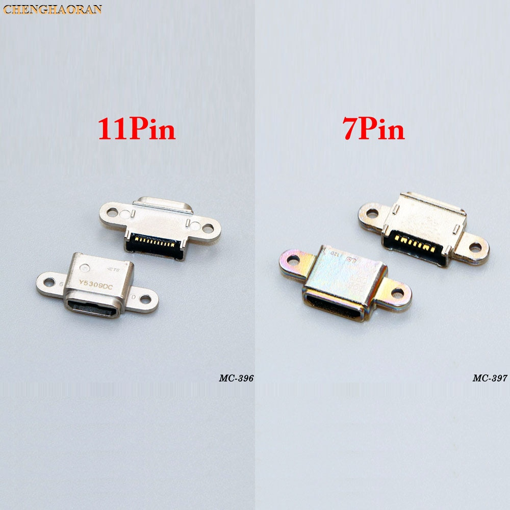 100 шт. USB зарядная док-станция разъем для зарядки разъем для samsung S7 Edge G935F/S7 G930 G930F G930P G930V G930T