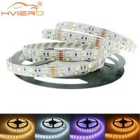 5mlot rgbw led strip 5050 2835 double row flexible led light dc12v 120 ledm 5050 rgb 2835 white warm white home light