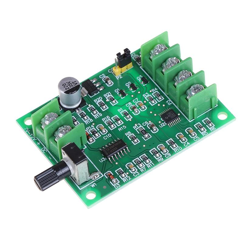 1pc 5v-placa de controlador sem escova do motorista do motor da c.c. 12v para o fio do motor 3/4 do disco rígido de alta qualidade