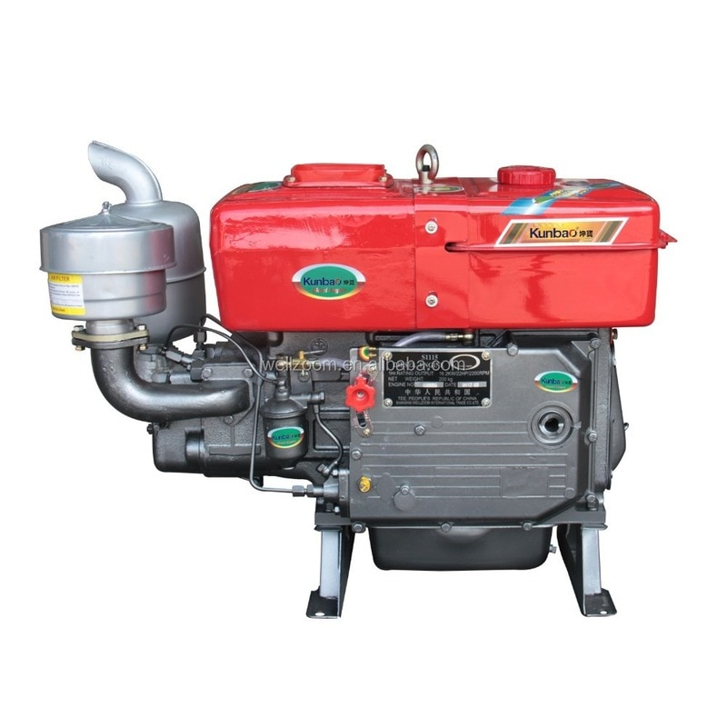 ZS1115/ZS1115N المبرد نوع محرك الديزل محرك بحري