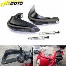 """Universal motocicletas handguard 7/8 """"22mm guiador mão proteção para honda yamaha suzuki fora da estrada da bicicleta sujeira atv bicicleta de rua"""