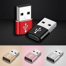 USB Type C Adapterอะแดปเตอร์USB 3.0ประเภทAชายไปUSB 3.1ประเภทCหญิงแปลงUSB Cชาร์จข้อมูลtransfer AdapterสำหรับiPhone 12 Pro