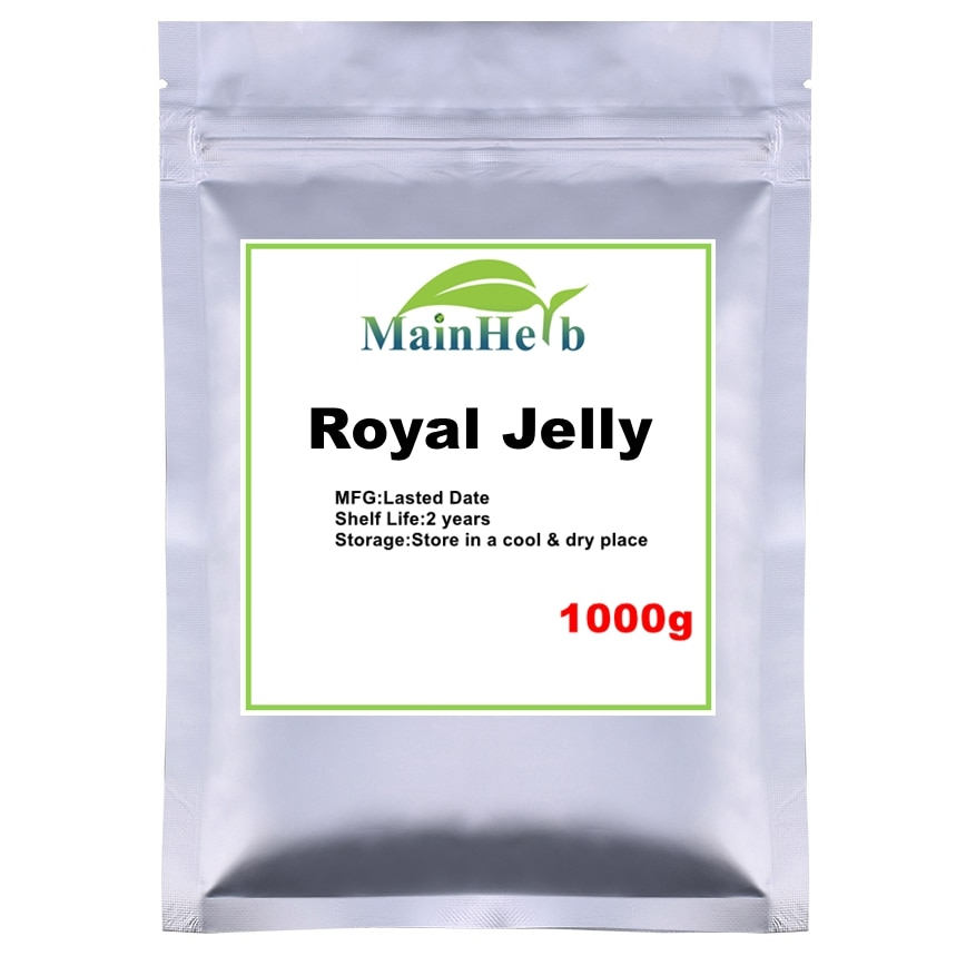 10-HDA Bee Product Fresh Pure Royal Jelly Bee Royal Jelly for Skin Care