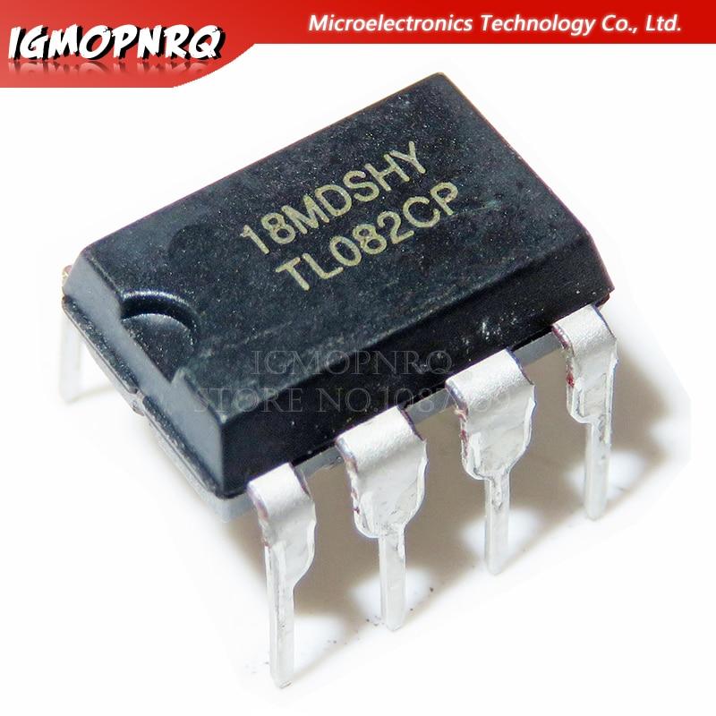 10 stücke TL082CP TL082 TL082CN DIP-8 neue original