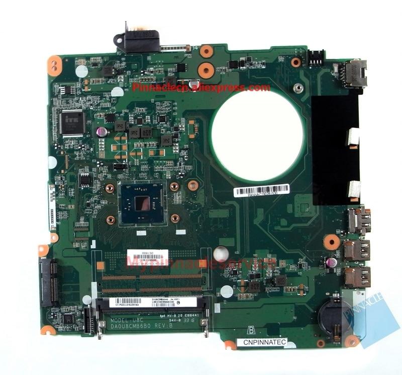 900097-001 900097-601 N3710 Motherboard for HP Pavilion 15-F DA0U8CMB6B0