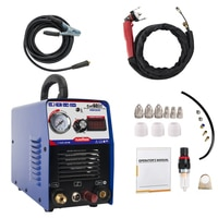 Pilot Arc Plasma Cutter CNC Non-Torch Plasma Cutting Machine 110/220v 60A Work With CNC Tool Cut Metal Cleaning