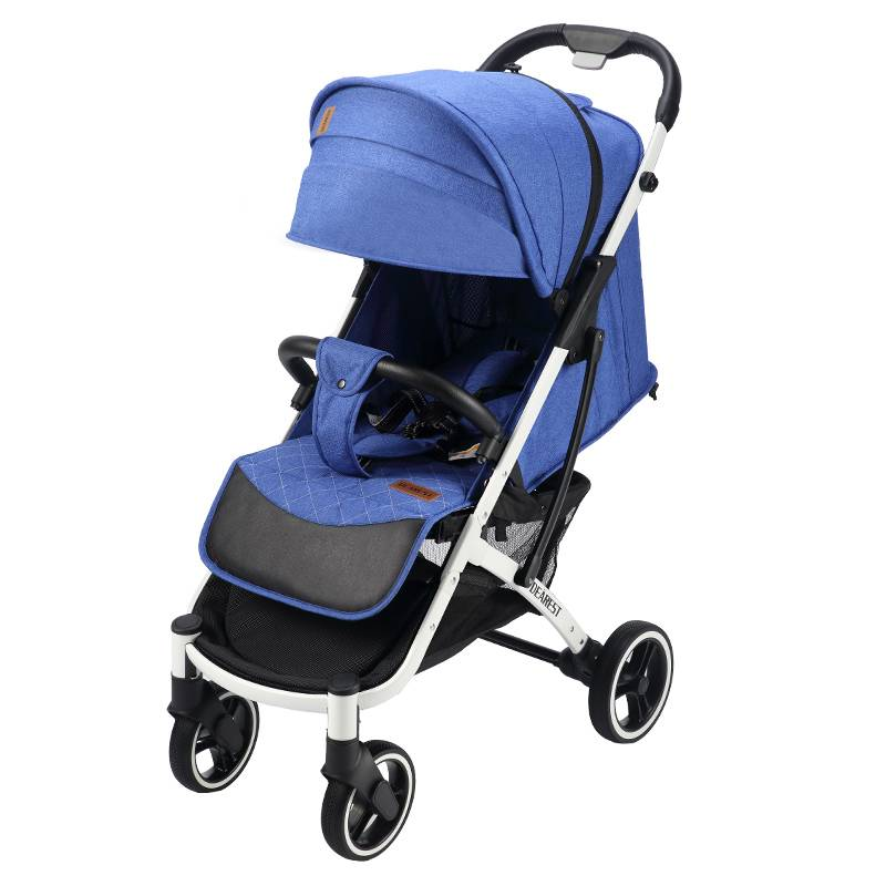 Dearest 818+2021 Baby Stroller Super Lightweight Can Sit and Lie Baby Portable Umbrella Car Children