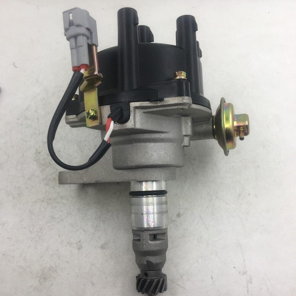 SherryBerg distribuidor de ignición 1FZ para TOYOTA 19100-66010 1910066010 LAND CRUISER 4.5L 1993-1997 nuevo distribuidor de 6 cilindros