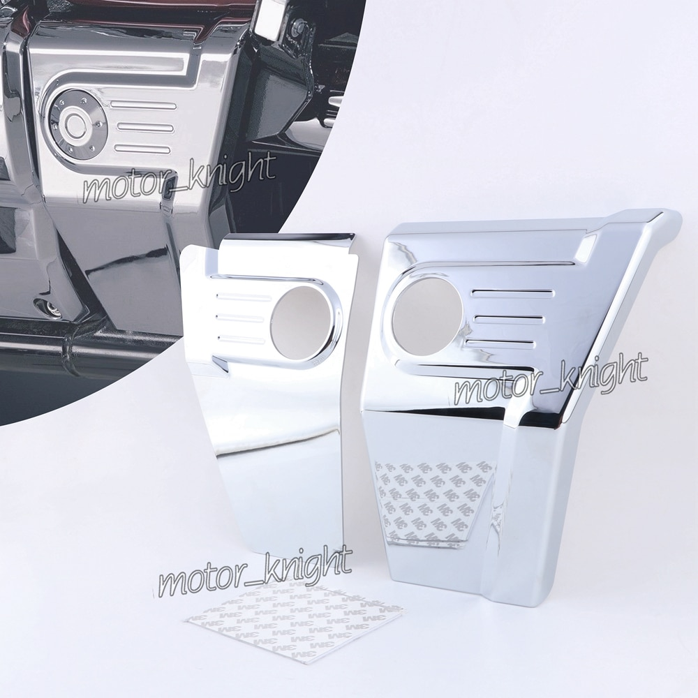 ABS البلاستيك مطلي بالكروم سوينغ الذراع المحور/الإطار يغطي لهوندا VTX1800 C F N/Neo R S & T/Tourer 2002 2003 2004 2005 2006 2007 2008