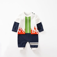 Yierying Baby Clothes Cosplay Anime Newborn Jumpsuits Lovely Cartoon Romper Long Sleeve New Style in