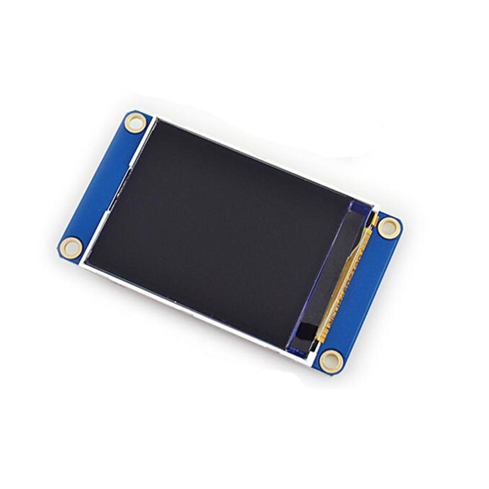 Taidacent tarjeta gráfica Uart serie 24 Pin 240x320 a Color de pantalla táctil resistiva pantalla tft lcd de 2,4 pulgadas módulo tft lcd