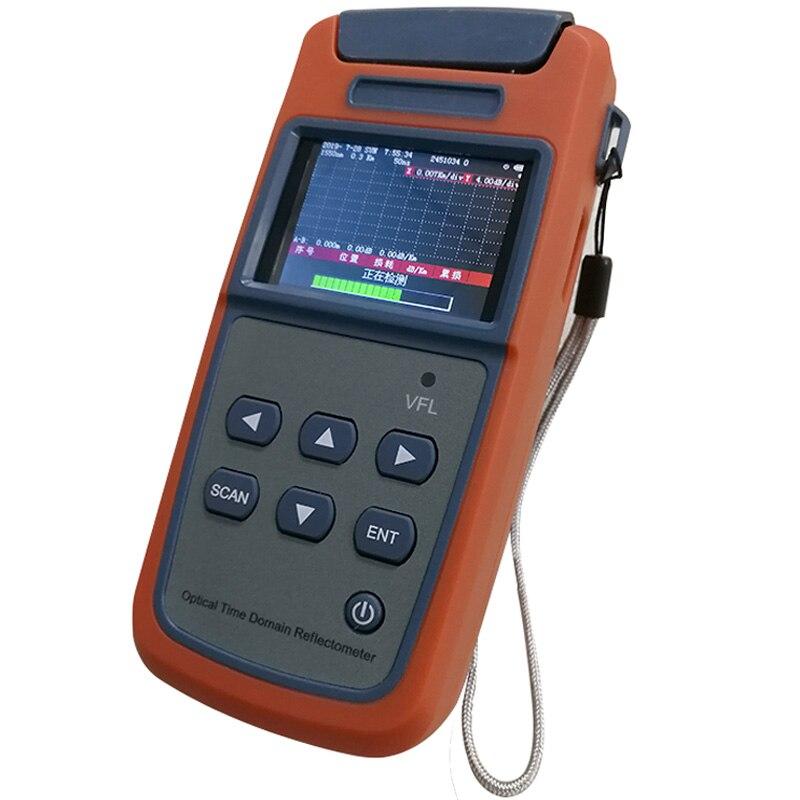 جهازOTDR للحراس من الألياف البصرية بمدى 60 كم, مقياس الانعكاس 1550 نانومتر، JW3305A OTDR، مجال الوقت البصري