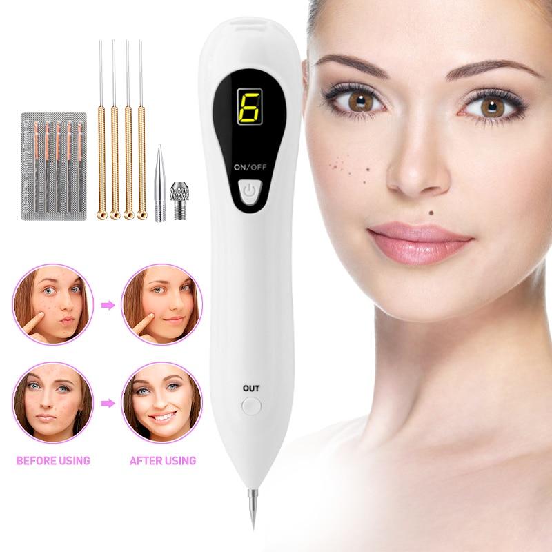 2020 laser mole remoção caneta verruga plasma removedor ferramenta beleza cuidados com a pele milho sarda tag nevo escuro idade varredura ponto tatuagem conjunto