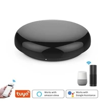 Tuya WiFi IR telecommande  la domotique intelligente a telecommande dapplication de vie intelligente fonctionne avec Alexa Google Home