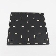 Blv mgn 큐브 3d 프린터 가열 침대 blv CR-10 3d 프린터 용 6mm 알루미늄 인쇄 플레이트 자석